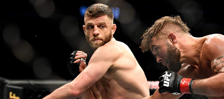 Kattar vs Ige | UFC Fight Night - Fight Island July 15th 2020