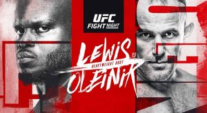 UFC Fight Night: Lewis vs Oleinik Odds & Picks