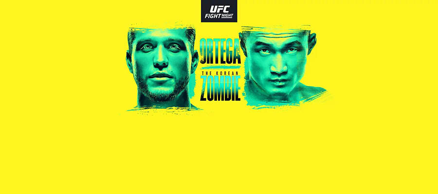 UFC Fight Night: Ortega Vs Jung Expert Analysis