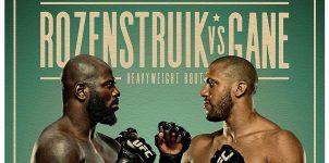 UFC Fight Night: Rozenstruik Vs Gane Expert Analysis