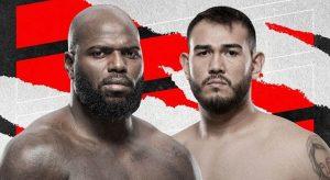 UFC Fight Night: Rozenstruik Vs Sakai Betting Odds & Picks