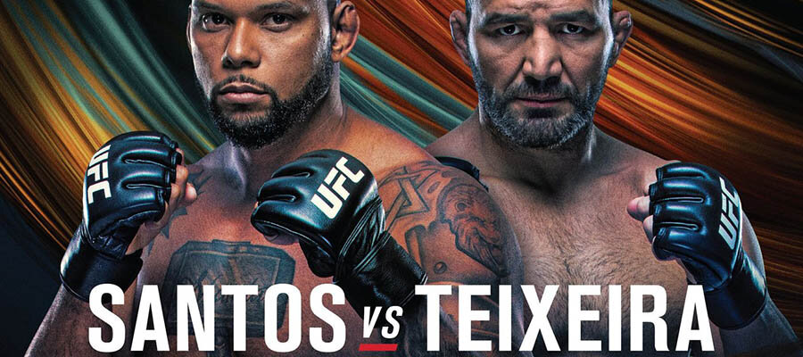 UFC Fight Night: Santos Vs Teixeira Expert Analysis