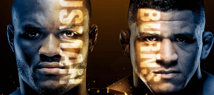 UFC Fight Night: Usman Vs Burns Early Predictions