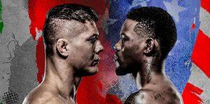 UFC Fight Night: Vettori Vs Holland Expert Analysis