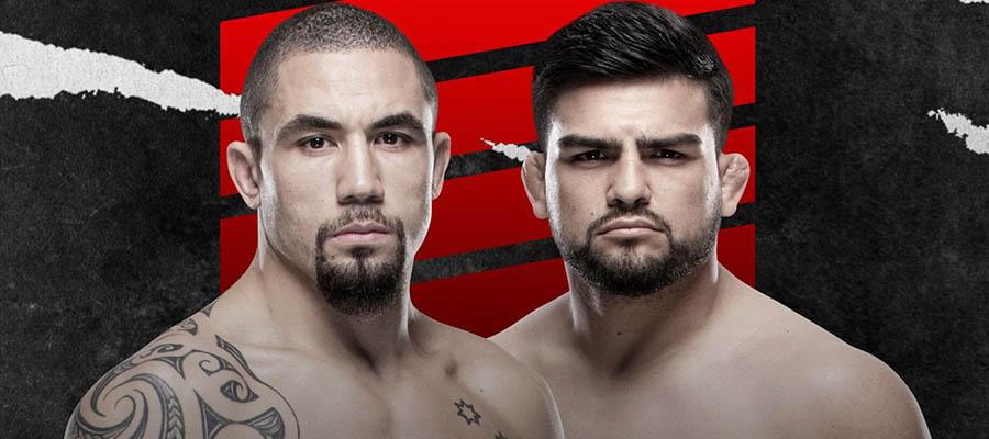 UFC Fight Night: Whittaker Vs Gastelum Expert Analysis