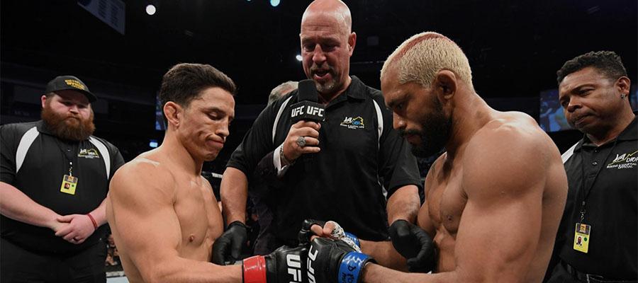 UFC Figueiredo vs Benavidez Recap - MMA News & Odds