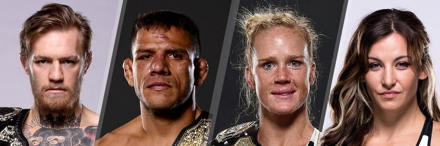 UFC Main Event as usual is full of quality fighters