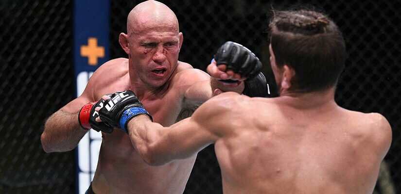 UFC News & Rumors: Cerrone Isn't Done Fighting, What's Next For Marina Rodriguez, Angela Hill Got her 4th Fight In A Row Canceled
