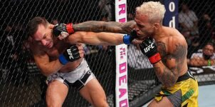 UFC News & Rumors: Charles Oliveira New Lightweight Champion, Tony Ferguson's Knee Pop & More News