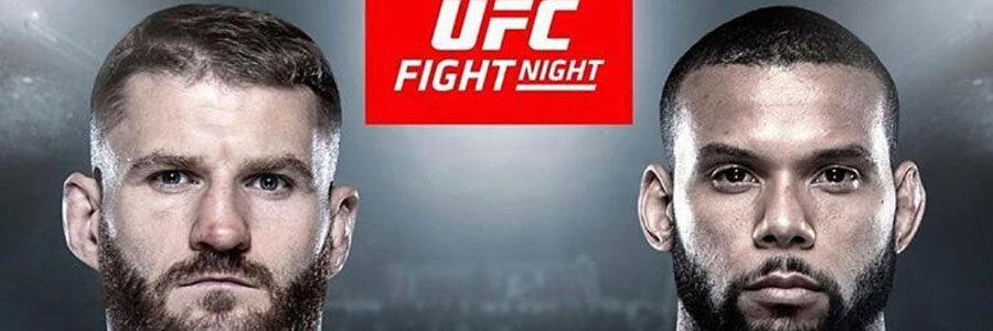 UFC Fight Night 145 Odds, Preview & Picks