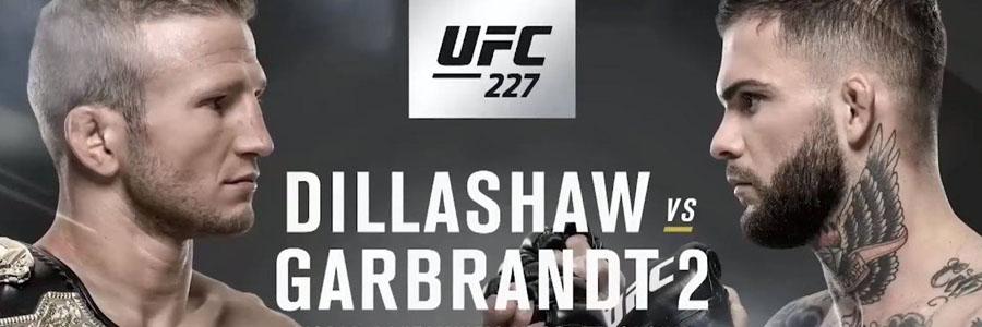 UFC 227 Odds, Info & Expert Betting Predictions.
