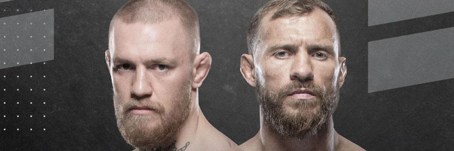 UFC 246 McGregor vs Cerrone Odds, Preview & Prediction.