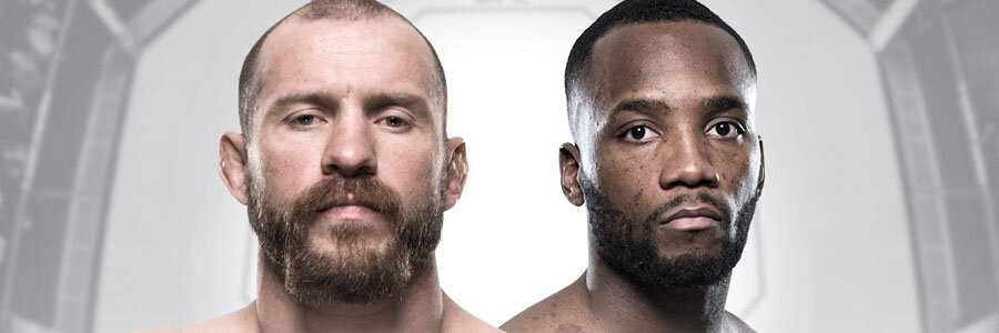 UFC Fight Night 132 MMA Betting Preview & Prediction.