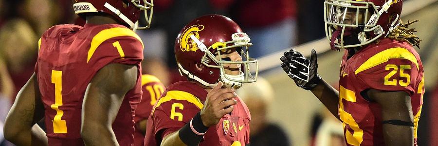 USC @ Colorado NCAA Football Betting Free Pick & Prediction