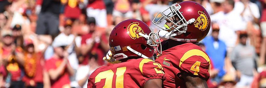 UNLV vs USC is scheduled for September 1st.