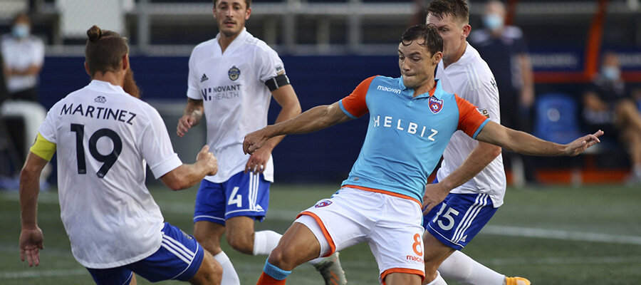 USL Betting - Championship Top Games for Aug 26 & 30