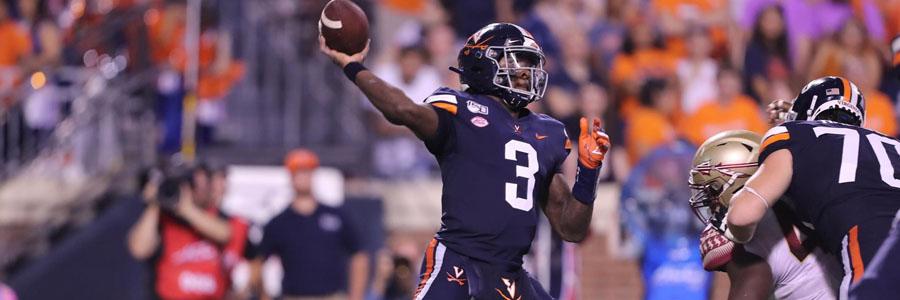 Old Dominion vs Virginia 2019 College Football Week 4 Lines & Analysis.