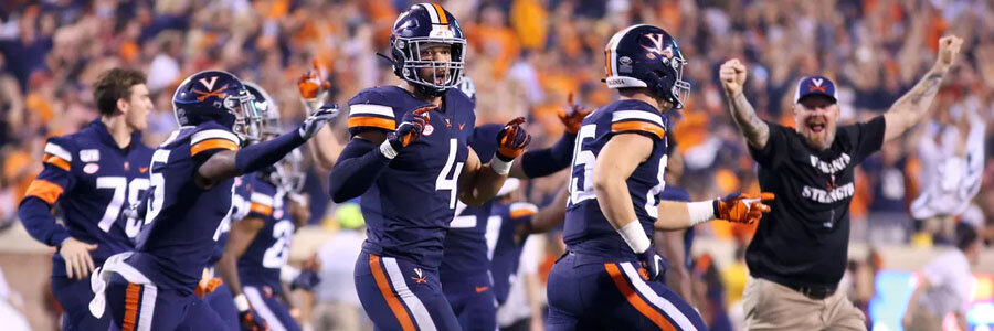 Old Dominion vs Virginia should be an easy one for the Cavaliers.