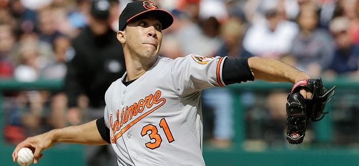 Ubaldo Jimenez - New York Yankees vs Baltimore Orioles MLB Betting Odds
