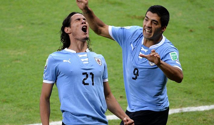 Uruguay Copa America 2015
