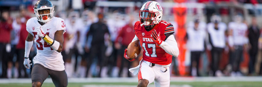 The Utes are not favorites for NCAA Football Week 14.