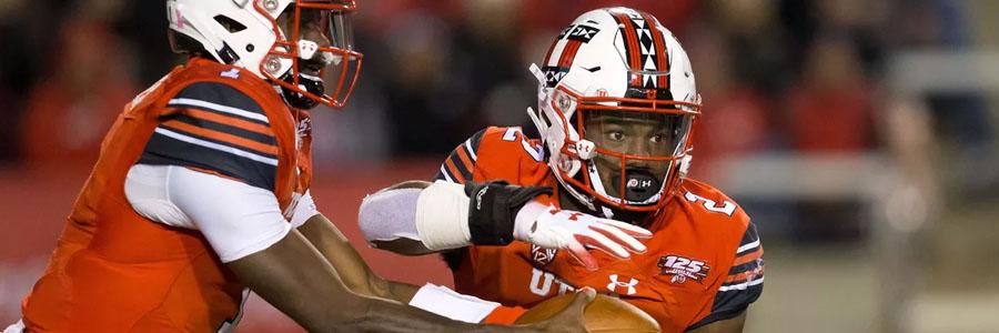 Utah vs Washington 2019 College Football Week 10 Odds, Preview & Pick.