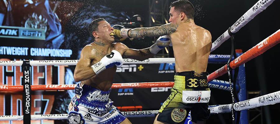 Valdez Vs Berchelt Summary & Upcoming Boxing Matches
