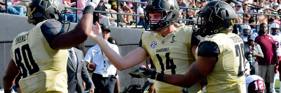 Vandy put up some big points in their opening two games, but those were match-ups that they were expected to win.