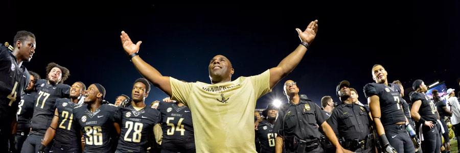 Can Florida Avoid Home Upset Against Vanderbilt in College Football Week 5?