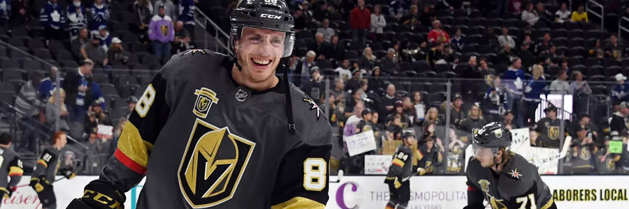 The Golden Knights look like a safe NHL Betting pick for Game 5.