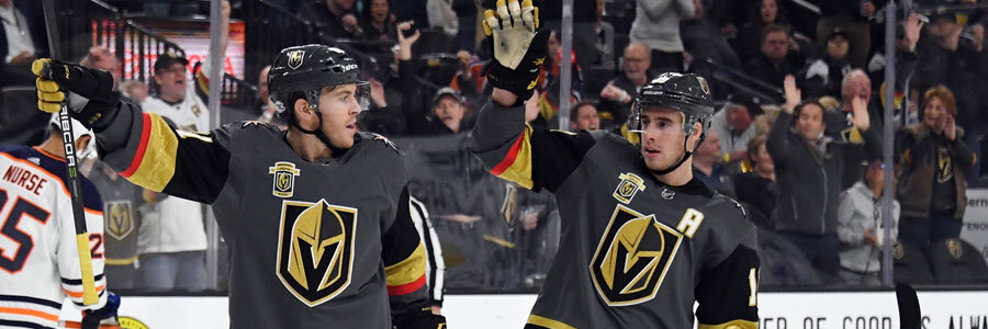 Predators vs Golden Knights is one of the best games schedules for Wednesday Night.
