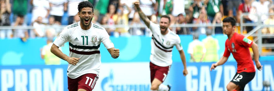 2018 World Cup Betting Preview & Pick: Mexico vs. Sweden.