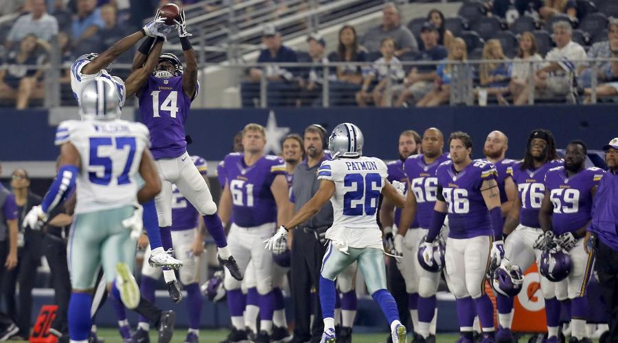 Vikings vs Cowboys