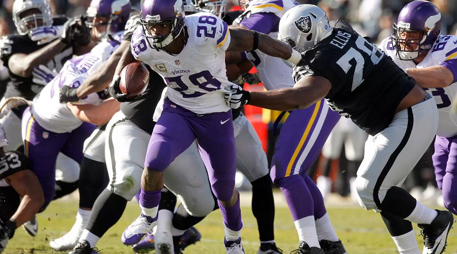 Vikings vs Raiders NFL Betting