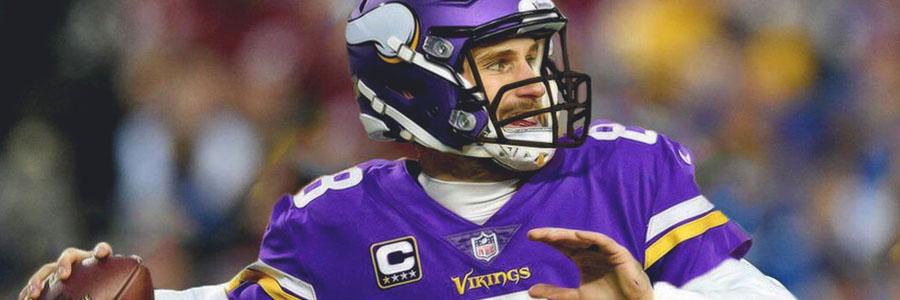 How to Bet Lions vs Vikings NFL Week 9 Spread & Pick.