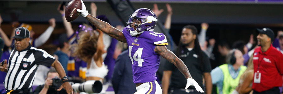The Vikings Super Bowl LIII Odds are looking good.