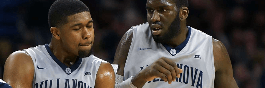 Villanova will host Butler in what could be an upset for them.