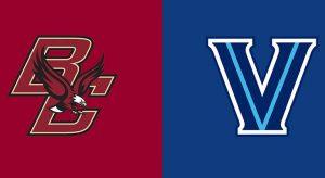 Villanova Vs Boston College Expert Analysis - NCAAB Betting