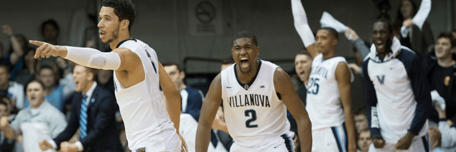 Villanova won't probably be No.1 next week in the ranks.