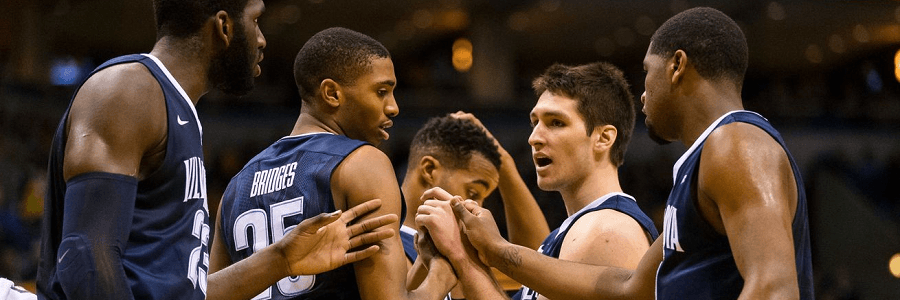 Villanova is looking to pound Georgetown before March Madness.