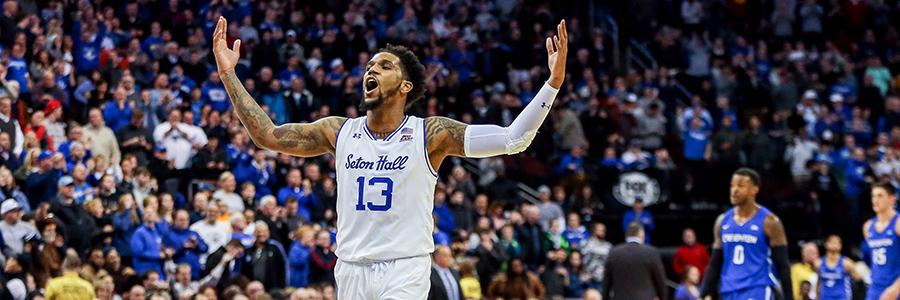 Villanova vs Seton Hall 2020 College Basketball Game Preview & Betting Odds