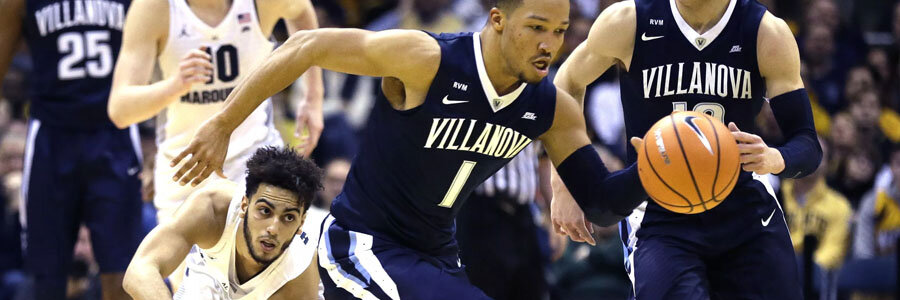Villanova is one of the 2018 March Madness Betting favorites to win it all.