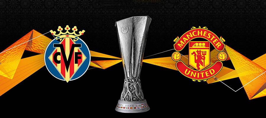 Villareal Vs Man United Betting Odds - 2021 Europa League Final