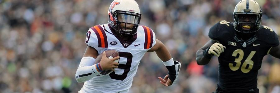 Virginia Tech @ East Carolina College Football Odds Analysis