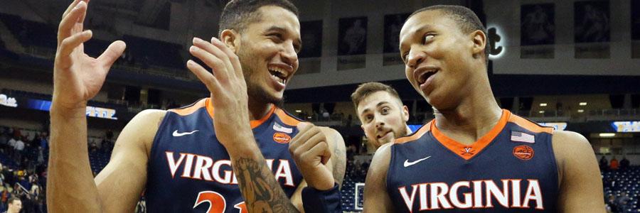 NCAA Basketball Betting Analysis & Pick: Virginia at Louisville