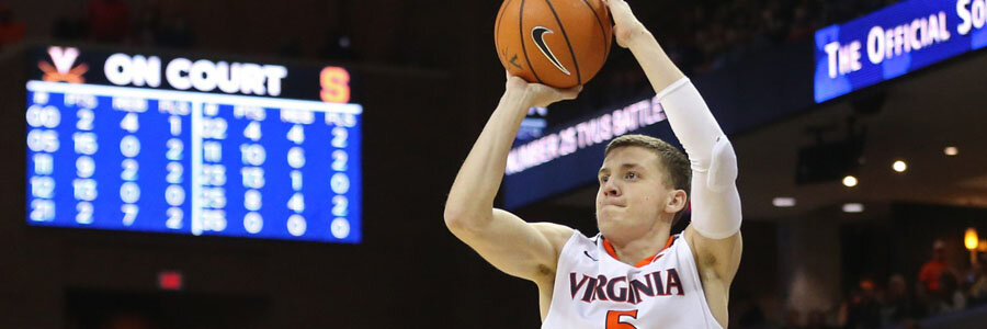The NCAAB Championship Betting Odds are not very good for Virginia.
