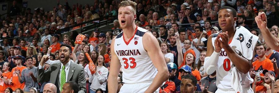 Virginia at Louisville NCAA Basketball Odds & Game Info.