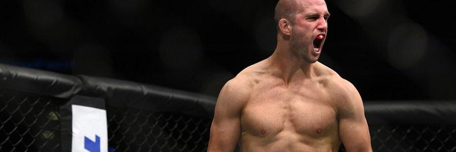 Volkan Oezdemir UFC 214 Odds