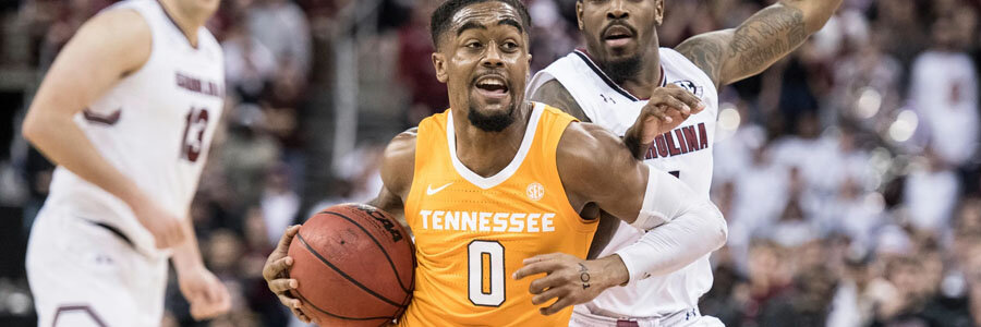 Tennessee at Ole Miss NCAA Basketball Betting Lines & Game Info.