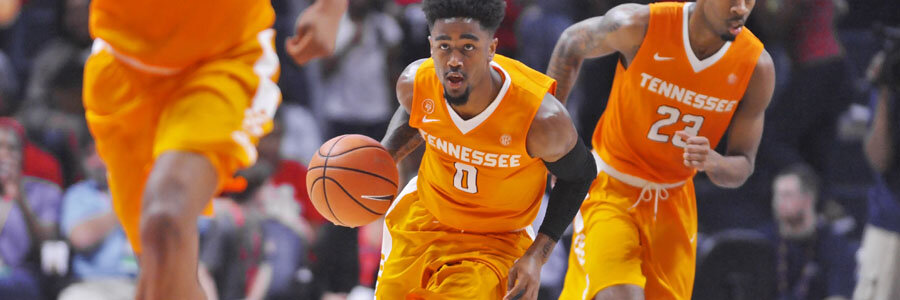 Tennessee is one of the favorites to win the 2019 March Madness Tournament.